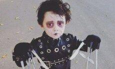 Helovīns tuvojas: interesantas idejas, kā ietērpt bērnu