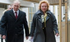 Krievijas mediji pārsteigti par Putina šķiršanos