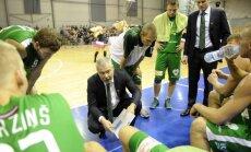 'Valmieras' basketbolisti cīņā par trešo vietu LBL kopvērtējumā pieveic 'Barons kvartālu'