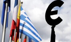 Grieķijai nākamo trīs gadu laikā vajadzēs vēl 50 miljardus eiro, paziņo SVF