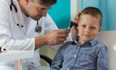 Īsi stāstiņi par vājdzirdīgiem bērniem un burvju dakteri – kohleāro implantu