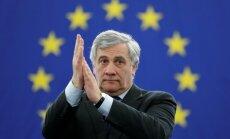 Председателем Европарламента избран Антонио Таяни