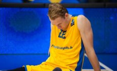 'Ventspils' uzveic LU basketbolistus; uzvara arī debitantei 'Ogre'/'Kumho Tyre'