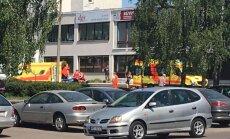 Очевидец: В Болдерае серьезно пострадал пенсионер