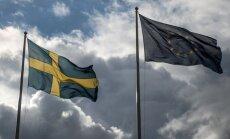 No Krievijas izraidīti divi zviedru diplomāti, ziņo mediji