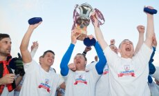 Latvijas futbola klubi sāk Eirokausu sezonu