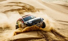 Nozīmīgi palielinājies MINI 'desants' Dakaras rallijā