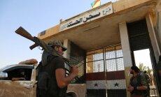 Krievija mudina kurdus ielaist Sīrijas armiju apmaiņā pret aizsardzību no Turcijas