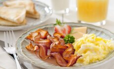 Brīvdienu brokastis ar olām – omletēs, kultenī un plaucētas