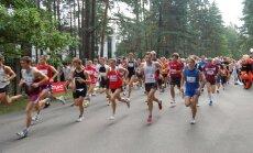 Sākusies pieteikšanās labdarības skrējienam 'Nike Riga Run 2011'
