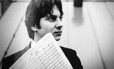 Liepājā skanēs dzirkstoši LSO koncerti Kaspara Ādamsona vadībā