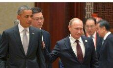 'The Washington Post': Obamas bezdarbība 'aicina' Putinu uz tālāku agresiju