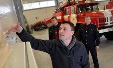 ASV Latvijā finansē astoņu ugunsdzēsēju depo rekonstrukciju