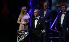 Foto: 'Zelta mikrofona' apbalvošanas ceremonijā triumfē 'Instrumenti' un Dons