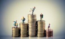 Долги по налогам в Латвии снизились до 1,2 млрд евро