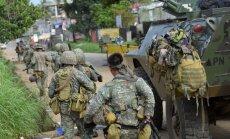 Kaujās Filipīnās kritis 'Daesh' Dienvidaustrumāzijas līderis