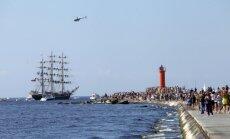 'Tall Ship Races' atstāj Rīgā salauztas sirdis un cerību pēc desmit gadiem satikties