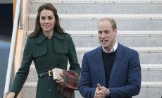 Briti norūpējušies par prinča Viljama veselību