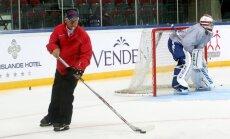 Latvijas hokeja izlases