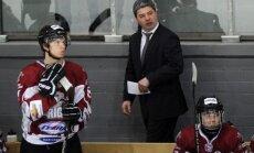 'Rīga' hokejisti izbraukuma sēriju Baltkrievijā sāk ar uzvaru pagarinājumā