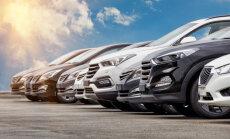 Pērn ievērojami audzis pieprasījums pēc jauniem auto Latvijā