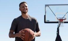 Karijs un 'Warriors' vienojušies par lielāko līgumu NBA vēsturē