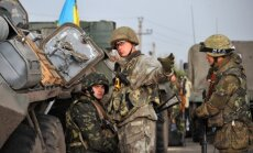Slovjanska 'tikpat kā attīrīta no teroristiem', paziņo Nacionālā gvarde