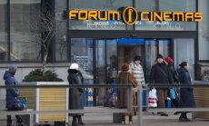 EK atļauj ASV uzņēmumam iegādāties 'Forum Cinemas' īpašnieku