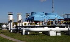 Ar nejaušiem pircējiem riskēt nevar, par Inčukalna gāzes krātuvi saka premjers