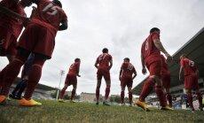 """Очередной скандал в латвийском футболе: теперь на игру отказался ехать """"Сконто"""""""