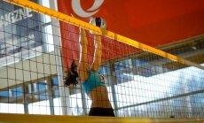 Latvijas U-19 volejbolistes zaudē arī EČ izšķirošās kvalifikācijas kārtas noslēdzošajā spēlē