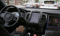 'Uber' Kalifornijā aptur bezpilota auto programmu