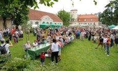 Ekskursijas, svētki, koncerti: pasākumi Latvijas pilīs un muižās septembrī