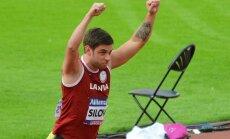 Paralimpiskais šķēpmetējs Silovs pirmo reizi kļūst par pasaules čempionu