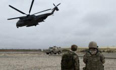 Aviokatastrofā Afganistānā iet bojā seši ASV karavīri