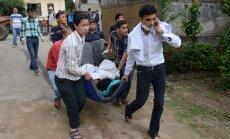 Nepālas zemestrīces upuru skaits turpina pieaugt; bojā gājuši 8 583 cilvēki