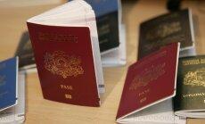 ES pilsonību nedrīkst tirgot, brīdina Eiropas Komisija