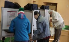 Некоторые избиратели на выборах проголосовали банкнотами