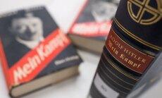 Vācijā sāk pārdot Hitlera 'Mein Kampf' anotētu izdevumu