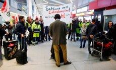 Aviokompānija streiko: ko darīt pasažieriem, lai nonāktu galamērķī