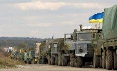 Ukrainas armija karadarbībā pielieto aizliegtas metodes, paziņo Krievijas vēstnieks EDSO