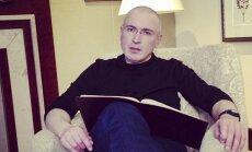 Hodorkovskis paziņo, ka būtu gatavs vadīt Krieviju
