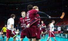 Triecientempā uz lielajiem florbola svētkiem – kā Latvija gatavojas pasaules čempionātam Rīgā