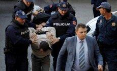 СМИ: Деньги на переворот в Черногории могли поступить из Латвии
