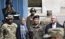 США не исключают военных действий против Северной Кореи