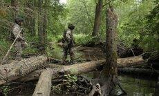 'Saber Strike 2014': Baltijas valstu karavīri apgūst prasmi aizsargāties