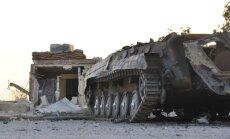 ANO Ģenerālā asambleja kritizē Drošības padomi par nespēju rīkoties Sīrijas jautājumā