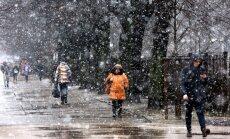 Первый снег может выпасть через несколько дней