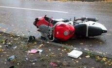 Asiņainā statistika: aizvadītajā diennaktī avārijās trīs bojāgājušie un 26 cietušie