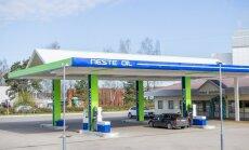 Lielākie nodokļu maksātāji degvielas tirdzniecības nozarē pērn - 'Circle K Latvia' un 'Neste Latvija'